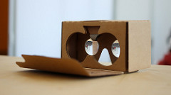 oogle Cardboard picture